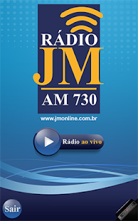 Rádio JM 730 AM- screenshot thumbnail