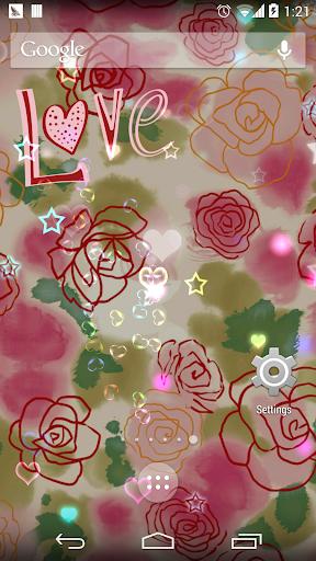 浪漫情人节壁纸免费