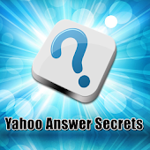 Yahoo Answer Secrets