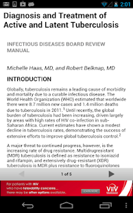 Infectious Dieases Board Rev- screenshot thumbnail