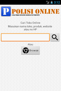 Polisi Online screenshot 0