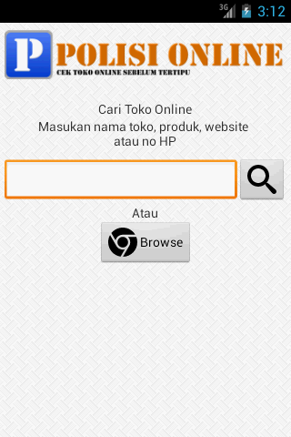 Polisi Online- screenshot