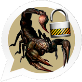 Scorpion Lock Whats Chat