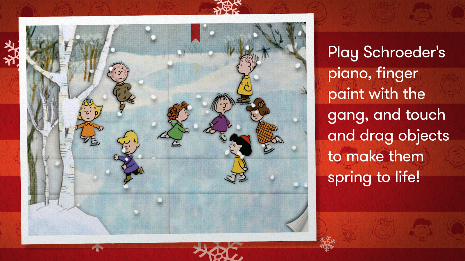 A Charlie Brown Christmas- screenshot