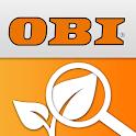 OBI Pflanzenfinder logo