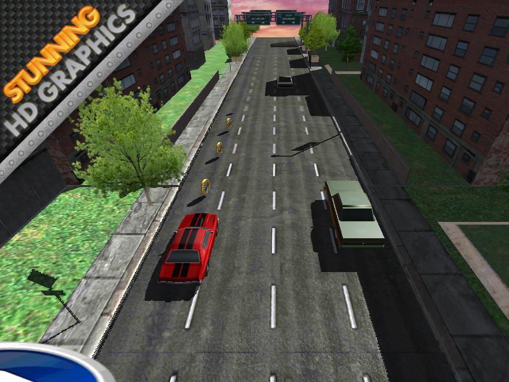 Traffic Racing 2- screenshot