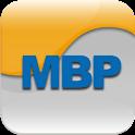 MBP 移动商务平台 logo