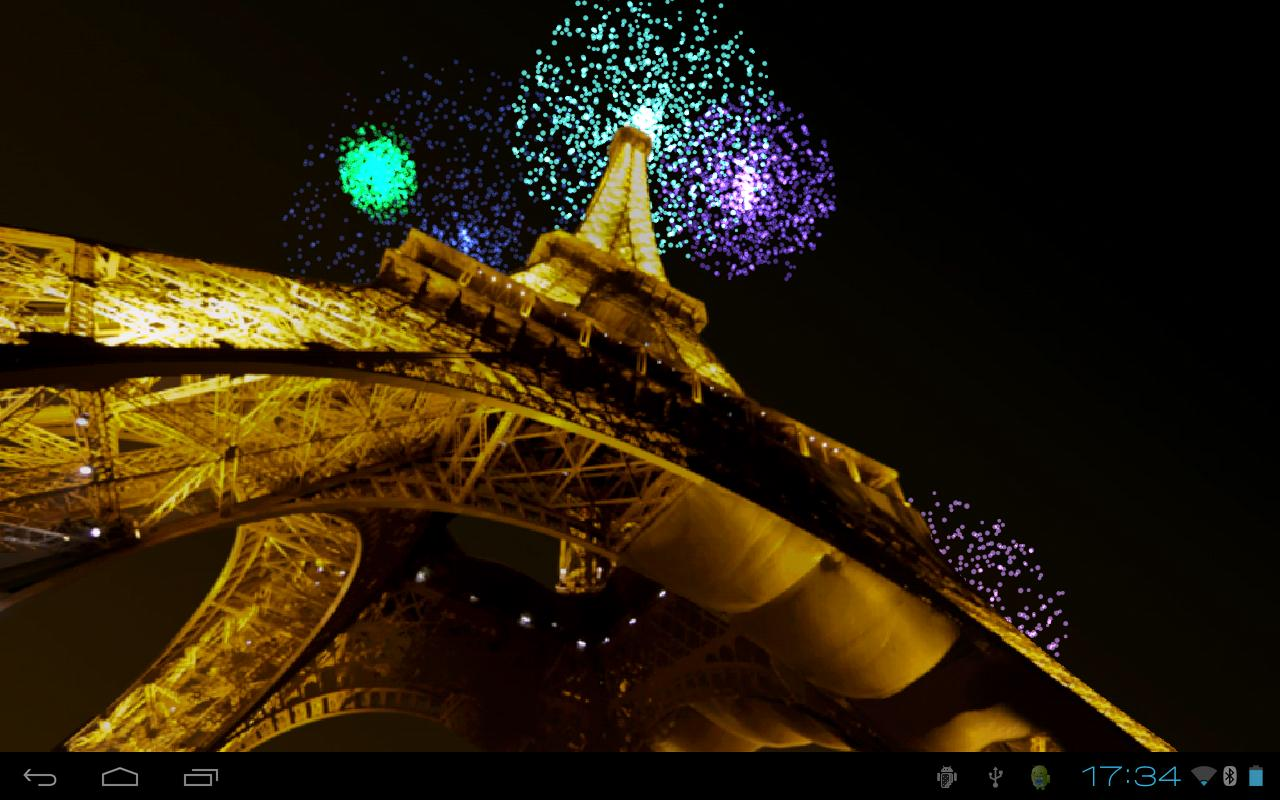 Firework live wallpaper android apps on google play for Decor live beautiful app