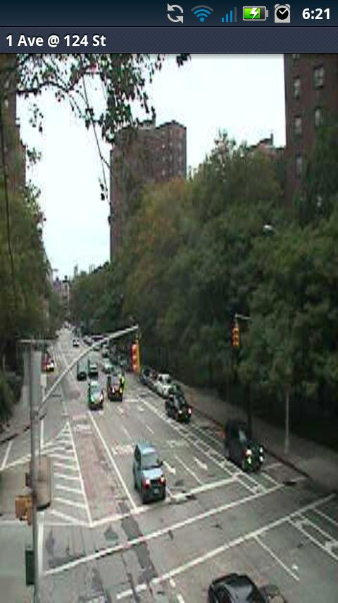 NYC Metro Traffic Cameras Free - screenshot