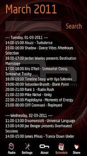AH.FM - Leading Trance Radio- screenshot thumbnail