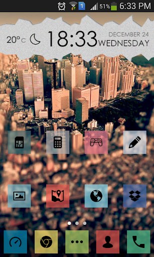 Hazy Icon Pack