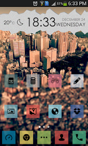 Hazy Icon Pack v1.0