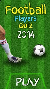 Football Players Quiz 2014