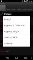 Screenshot of Guida Tv 2 Free