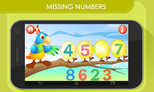 Kids Math Count Numbers Game- screenshot thumbnail