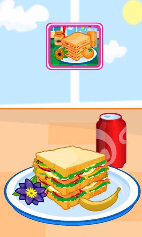 Breakfast Decoration Game Android Apps On Google Play