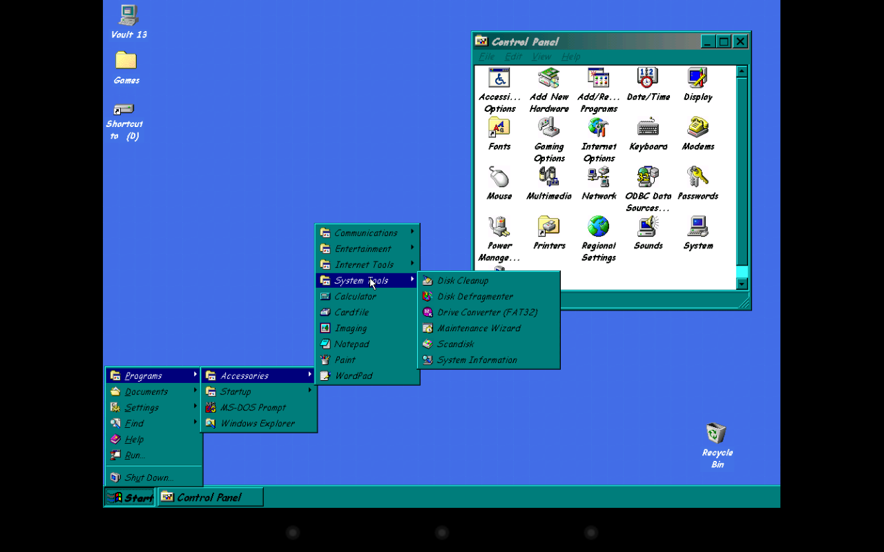 DosBox Turbo- screenshot