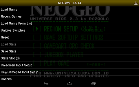 NEO.emu v1.5.23
