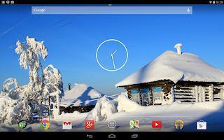 Screenshot of Muzei - Yandex Fotki