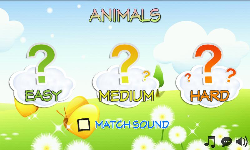 Kids Memory Games Free- screenshot