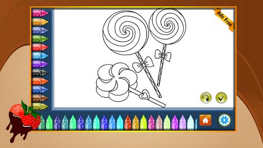 Coloring Book Chocolates 1.6.0 screenshots 7