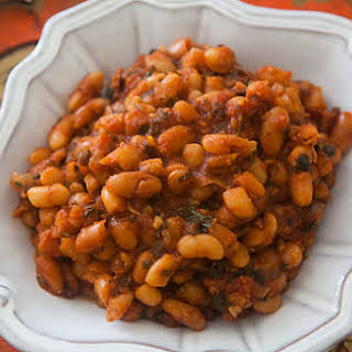 Baked Beans in Tomato Sauce.