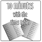 10 minutos tablas multiplicar icon