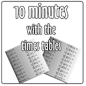 10 minutes with times tables