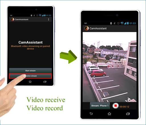 玩通訊App|CamAssistant-ホームセキュリティ免費|APP試玩