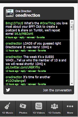 One Direction Fan MOB - screenshot