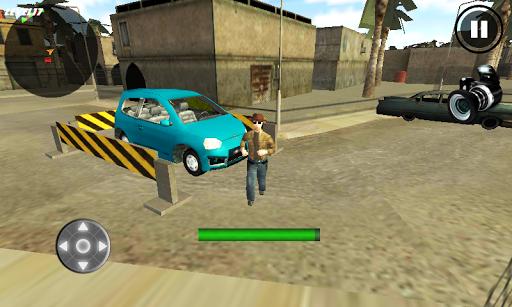 Игра Arab Village Parking King 3D для планшетов на Android