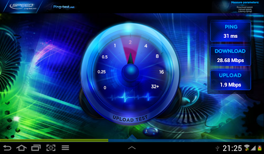 Internet Speed Test- screenshot thumbnail