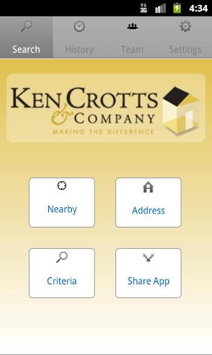 Ken Crotts Home Finder
