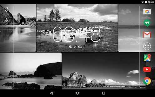 Camera Pictures Live Wallpaper Screenshot 8