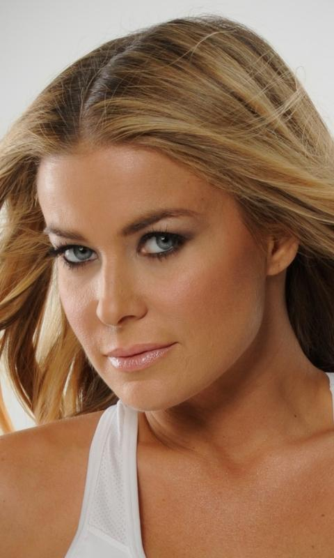 Carmen Electra Live Wallpaper - screenshot