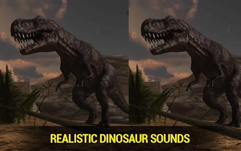 Dino Land VR - Virtual Tour- screenshot thumbnail