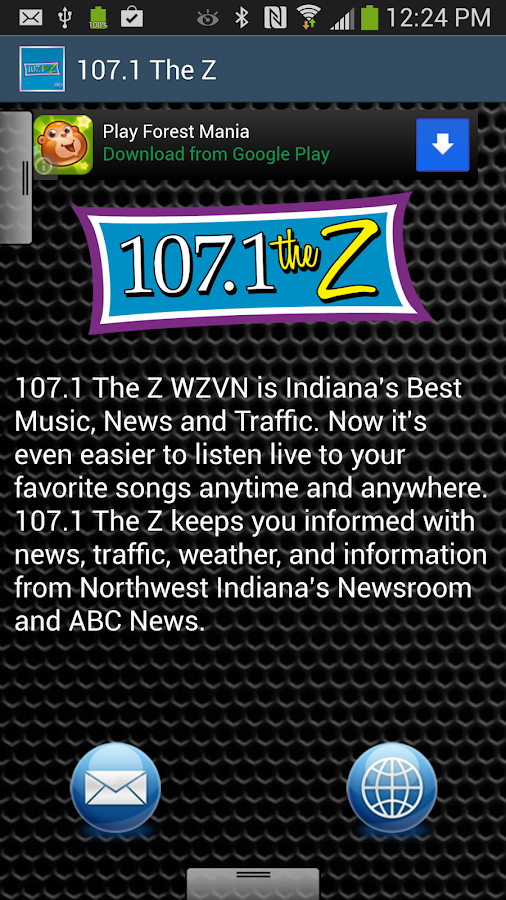 107.1 The Z - screenshot
