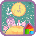 Planet dodol launcher theme icon
