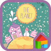 Planet dodol launcher theme