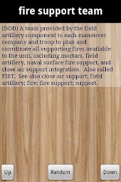 DOD Military Glossary Lite