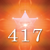 417 Solfeggio by Glenn Harrold