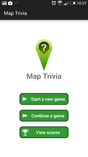 Map Trivia