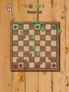 Checkers War: Chapayev Game- screenshot thumbnail