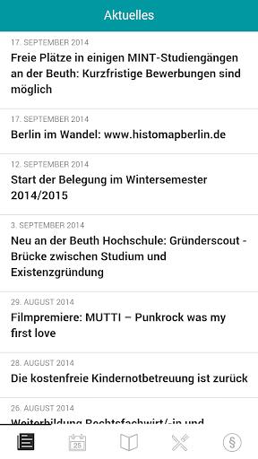 Beuth-App