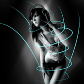 Motion Girl 3D Live Wallpaper