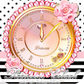 キラ姫☆デコアラームクロックウィジェット【目覚まし時計】3