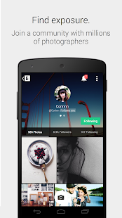 EyeEm - Camera & Photo Filter - screenshot thumbnail