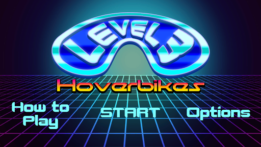 Level 3: Hoverbikes