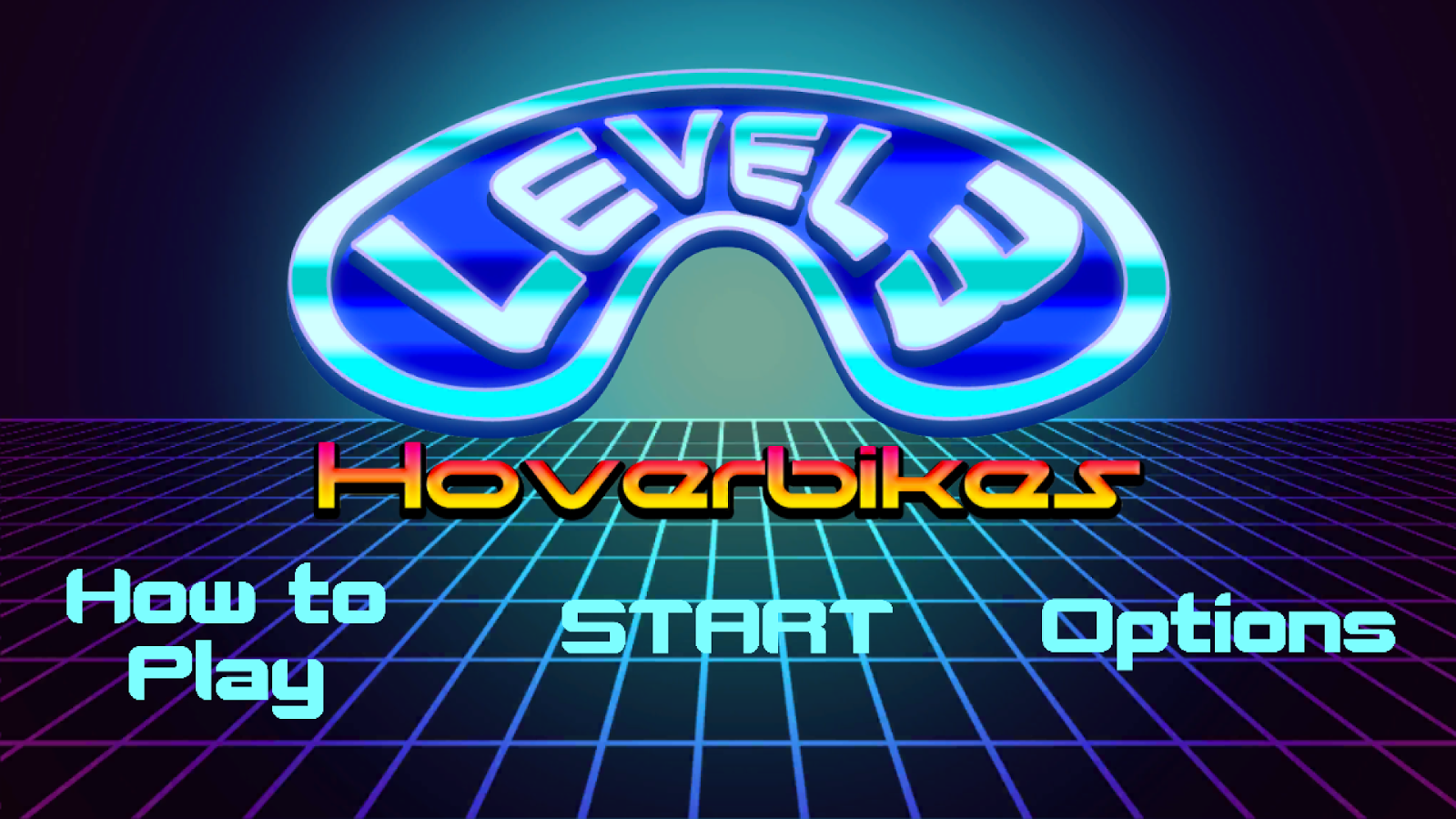 Level 3: Hoverbikes- screenshot
