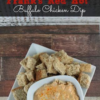 Frank'S RedHot Buffalo Chicken Dip Recipe